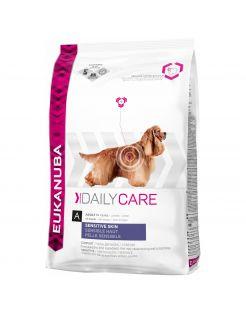 Eukanuba Dog Sensitive Skin Vis - Hondenvoer