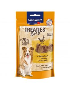 Vitakraft Treaties Bits 120 g - Hondensnacks