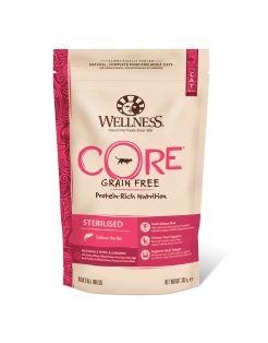 Wellness Core Grain Free Cat Sterilised Zalm - Kattenvoer