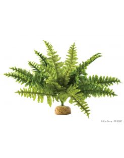Exo Terra Rainforest Plant Boston Fern - Kunstplanten