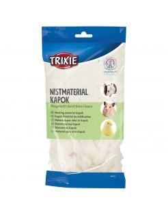 Trixie Nestmateriaal Kapok Creme - Kooi Accessoire