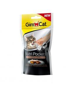 Gimcat Nutri Pockets - Kattensnack