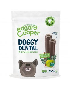 Edgard&Cooper Doggy Dental Appel - Hondensnacks