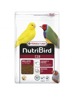 Versele-Laga Nutribird C19 Kanarie Kweekvoer - Vogelvoer
