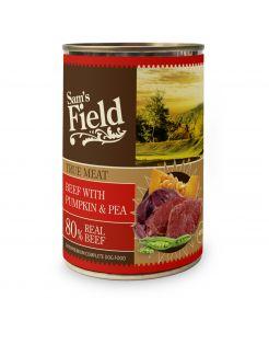 Sam's Field Blik True Meat 400 g - Hondenvoer