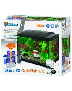 Superfish Aquarium Start 20 Goldfish Kit Led 20 l - Aquaria