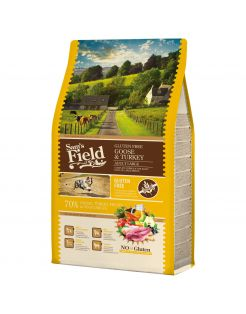 Sam's Field Adult Large Gans&Kalkoen&Aardappel - Hondenvoer