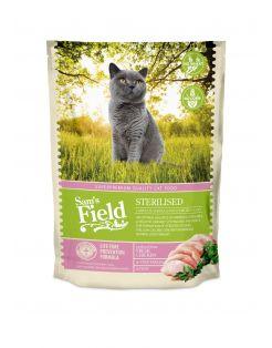 Sam's Field Cat Sterilised - Kattenvoer