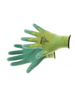 Kixx Tuinhandschoen Groovy Green Groen - Handschoenen