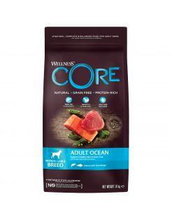Wellness Core Grain Free Dog Ocean Zalm&Tonijn - Hondenvoer