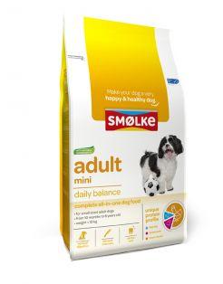 Smolke Adult Mini Kip&Lam&Vis - Hondenvoer
