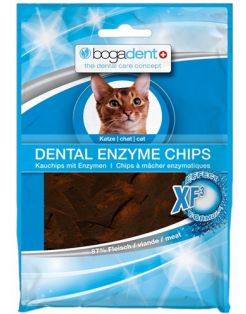 Bogadent Dental Enzyme Chips 50 g - Gebitsverzorging