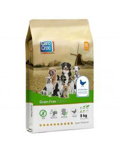 Carocroc Grain Free Gevogelte&Aardappel&Bieten - Hondenvoer