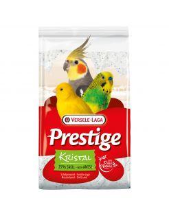 Versele-Laga Prestige Schelpenzand Kristal Zak - Vogelbodembedekking