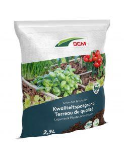 Dcm Potgrond Groenten & Kruiden - Potgrond Turf