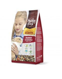 Hobbyfirst Hope Farms Rabbit Granola - Konijnenvoer