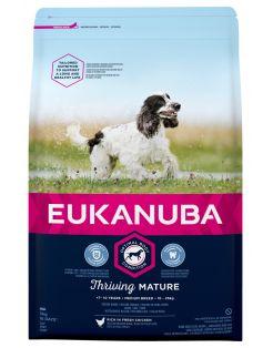Eukanuba Thriving Mature Medium Breed Kip - Hondenvoer