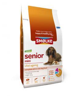 Smolke Senior Mini Kip&Lam&Vis - Hondenvoer
