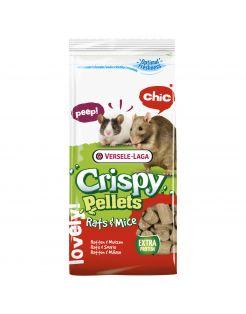Versele-Laga Crispy Pellets Rat & Muis - Rattenvoer