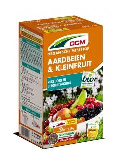 Dcm Meststof Aardbei & Kleinfruit - Moestuinmeststoffen