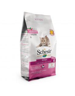 Schesir Cat Dry Kitten Kip - Kattenvoer