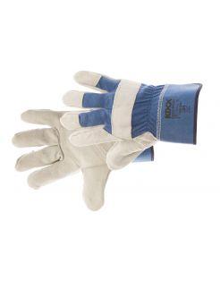 Kixx Tuinhandschoen Force Blauw&Grijs - Handschoenen