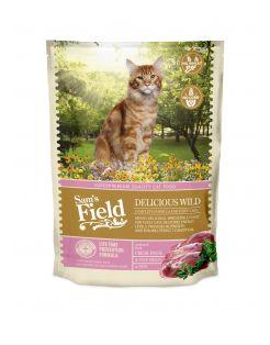 Sam's Field Cat Delicious Wild - Kattenvoer