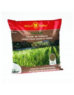 Wolf-Garten Natura Bio Gazon & Tuinkalk - Gazonmeststoffen