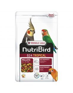 Versele-Laga Nutribird G14 Tropical Grote Parkiet - Vogelvoer