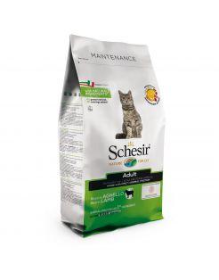 Schesir Cat Dry Maintenance Lam - Kattenvoer