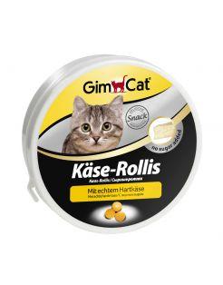 Gimcat Kaas-Rollis Kaas - Kattensnack