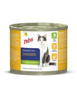 Prins Naturecare Cat 200 g - Kattenvoer