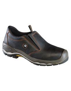 Grisport Werkschoen Instap S1p Zwart - Werkschoenen