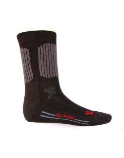 Stapp Unisex Allround Sok Zwart - Sokken