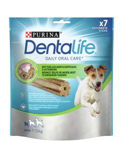 Purina Dentalife Daily Oral Care Small - Hondensnacks