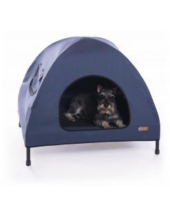 K&H Pet Cot House Blauw - Hondentent