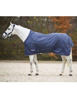 Waldhausen Regendeken Economic Blauw - Paardendekens