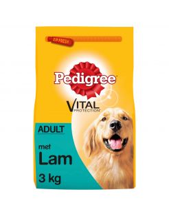 Pedigree Adult Lam - Hondenvoer