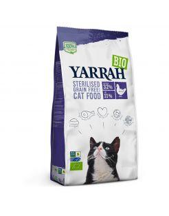 Yarrah Biologisch Grain-Free Gesteriliseerd - Kattenvoer