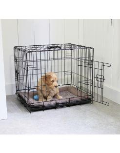Adori Bench Zwart - Hondenbench