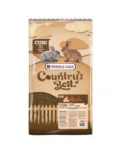 Versele-Laga Country`s Best Cuni Fit Pure - Konijnenkorrel - Konijnenvoer
