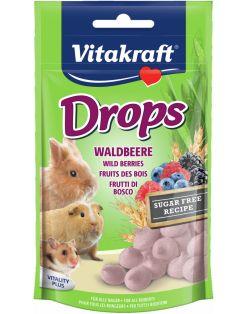 Vitakraft Knaagdier Drops - Konijnensnack