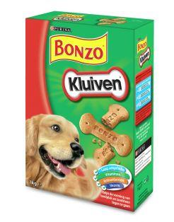 Bonzo Kluiven Gevogelte&Vlees - Hondensnacks