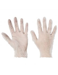 Safeworker Wegwerphandschoenen Vinyl 100 doos - Handschoenen - maat