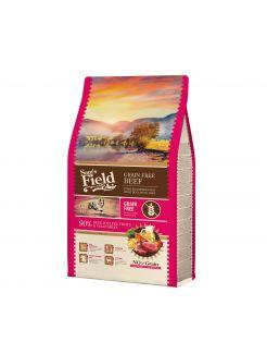 Sam's Field Adult High Meat & Grain Free Rund - Hondenvoer