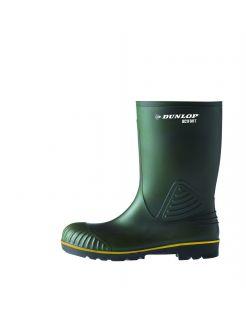 Dunlop Kuitlaars Acifort Groen - Laarzen