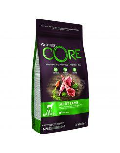 Wellness Core Grain Free Dog Adult Lam - Hondenvoer