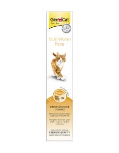 Gimcat Multi-Vitamin Pasta Vitamin - Kattensnack