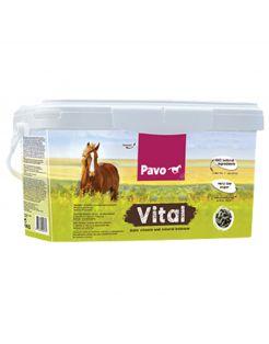 Pavo Vital - Voedingssupplement