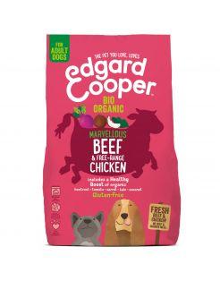 Edgard&Cooper Bio Organic Beef Adult - Hondenvoer